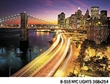 Immagine di 8-516 Gigantografia NYC LIGHTS